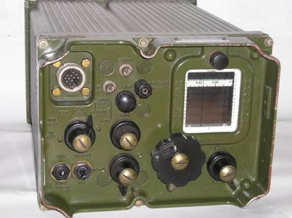 receptor militar R-210