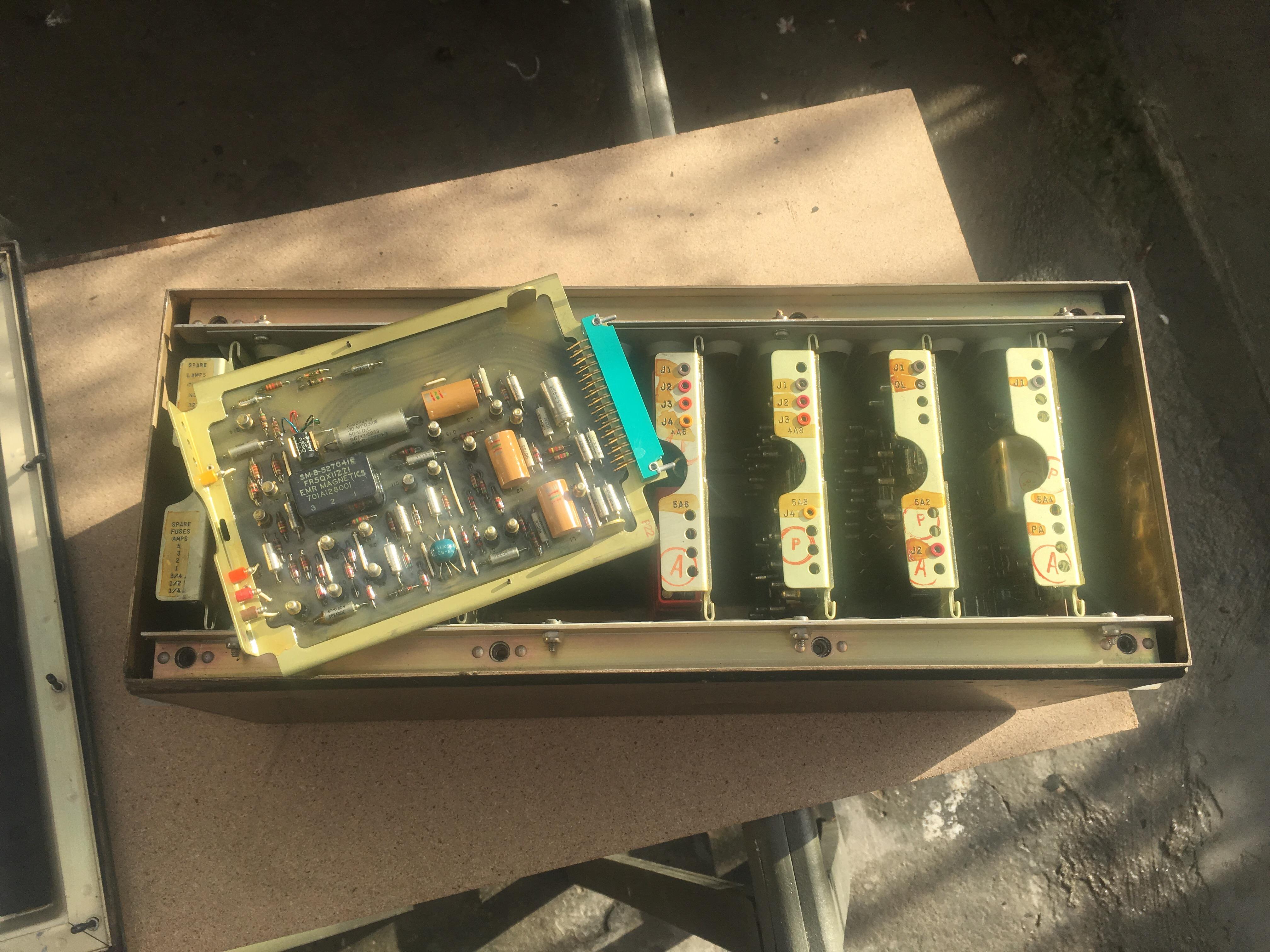 TD-204/U Box Spare