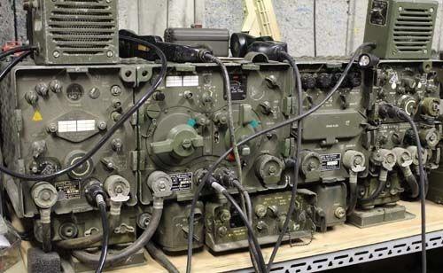 R-108 Receptor militar
