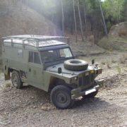 Land Rover Estacion Ceres