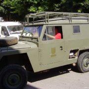 Land Rover Estacion minerva