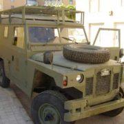 Land Rover estacion Triton